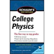Schaum's Easy Outline of College Physics, Revised Edition (Schaum's Easy Outlines) Frederick Bueche , Eugene Hecht  Paperback