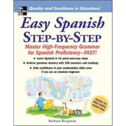 Easy Spanish Step-by-Step Barbara Bregstein Paperback
