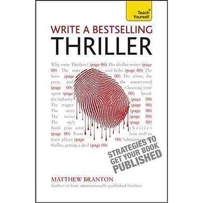 Teach Yourself Write a Bestselling Thriller Matthew Branton Paperback