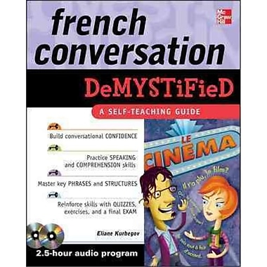 French Conversation DeMystified Eliane Kurbegov Paperback