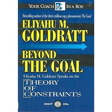 Beyond the Goal Eliyahu Goldratt CD