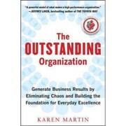 The Outstanding Organization Karen Martin Hardcover