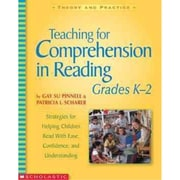 Teaching for comprehension in reading, grades k-2, 7 x 9, 288 pages (Theory and Practice)  Paperback