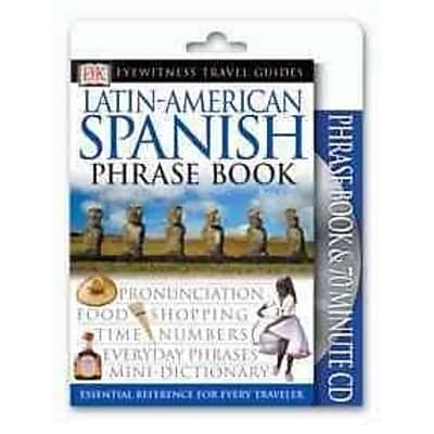 Latin-American Spanish (Eyewitness Travel Packs)