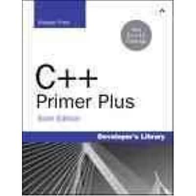 C++ Primer Plus (6th Edition) (Developer's Library) Stephen Prata Paperback