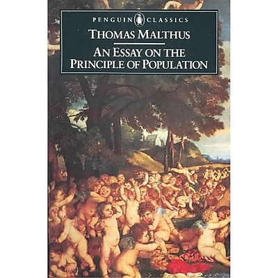 AN Essay on the Principle of Population (Penguin English Library) Thomas Robert Malthus Paperback