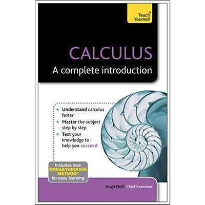 Calculus--A Complete Introduction Hugh Neill Paperback
