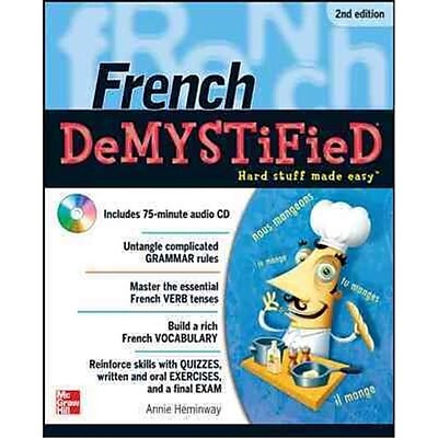 French Demystified Annie Heminway Paperback
