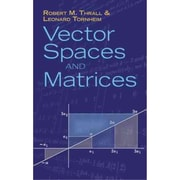 Vector Spaces and Matrices (Dover Books on Mathematics) Paperback