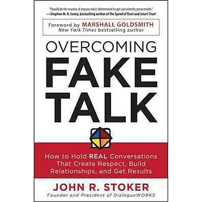 Overcoming Fake Talk John Stoker Paperback