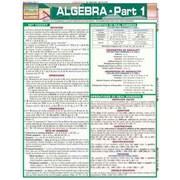 Algebra Inc. BarCharts Pamphlet