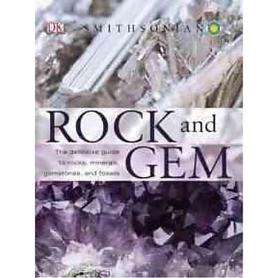 Rock and Gem Ronald L. Bonewitz Paperback