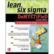Lean Six Sigma Demystified Jay Arthur Paperback