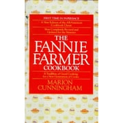 The Fannie Farmer Cookbook Marion Cunningham Mass Market Paperback