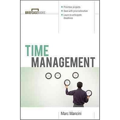 Time Management Marc Mancini Paperback