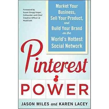Pinterest Power Jason G. Miles, Karen Lacey Paperback