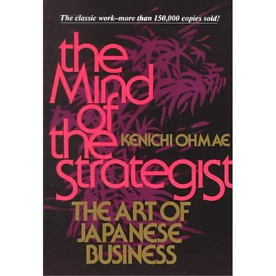 The Mind Of The Strategist Kenichi Ohmae Paperback