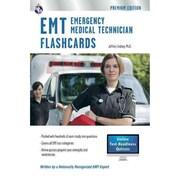 EMT Flashcards (Book + Online Quizzes) (EMT Test Preparation) Jeffrey Lindsey Ph.D Paperback