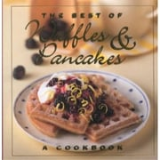 The Best of Waffles and Pancakes Jane Stacey  Hardcover