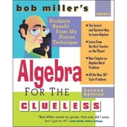 Bob Miller's Algebra For The Clueless Bob Miller Paperback