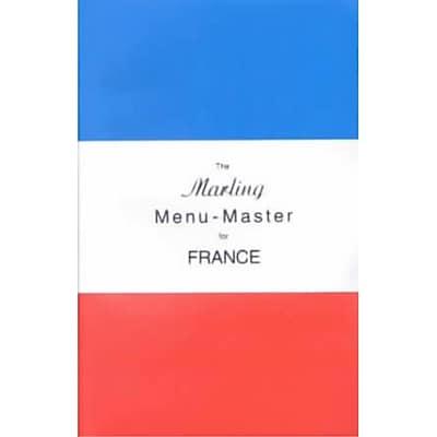 Marling Menu-Master for France