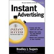 Instant Advertising  Bradley Sugars , Brad Sugars Paperback