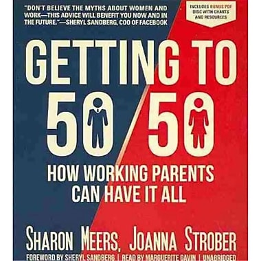 Getting to 50/50 Sharon Meers, Joanna Strober CD