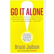 Go It Alone Bruce Judson Paperback