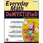 Everyday Math DeMystified Stan Gibilisco Paperback