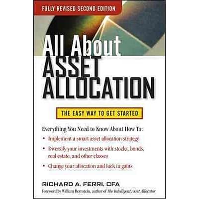 All About Asset Allocation Richard Ferri Paperback
