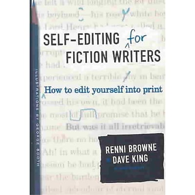 Self-Editing for Fiction Writers Renni Browne , Dave King Paperback