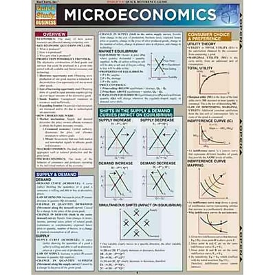 Microeconomics (Quickstudy: Business)