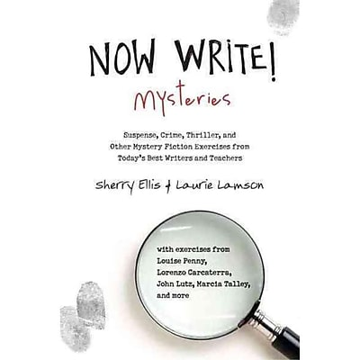 Now Write! Mysteries Sherry Ellis, Laurie Lamson Paperback