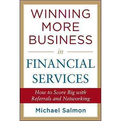 Winning More Business in Financial Services Michael Salmon Hardcover
