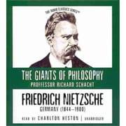 Friedrich Nietzsche Richard Schacht CD