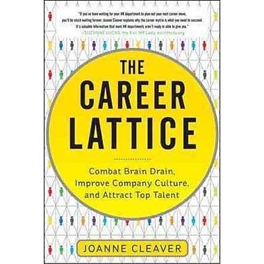The Career Lattice Joanne Cleaver Hardcover
