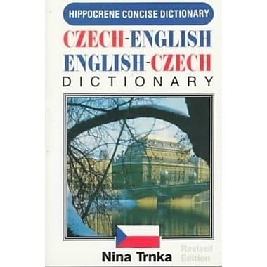 Czech-English / English-Czech Dictionary