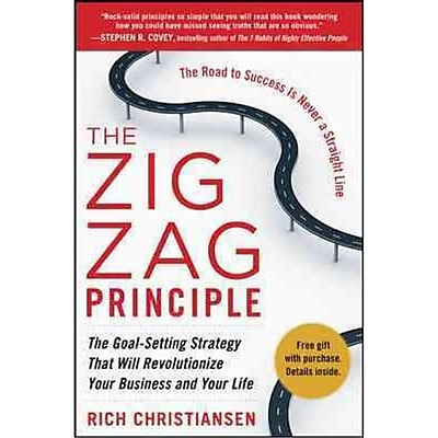 The Zigzag Principle Rich Christiansen Hardcover