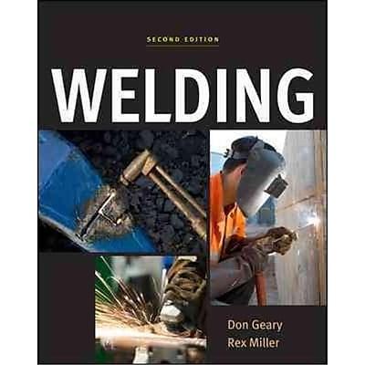 Welding Don Geary, Rex Miller Paperback