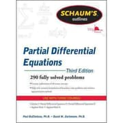 Schaum's Outline of Partial Differential Equations  Paul DuChateau , D. Zachmann Paperback