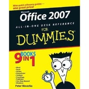 Microsoft Office 2007 All-In-One Desk Reference For Dummies