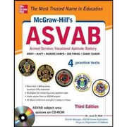 McGraw-Hill's ASVAB Dr. Janet Wall Paperback