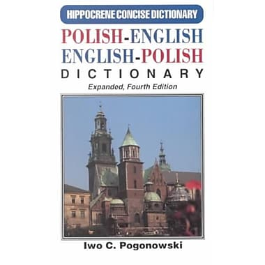 Polish-English, English-Polish Dictionary Iwo C. Pogonowski Paperback
