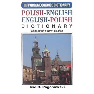 Polish-English, English-Polish Dictionary - PB