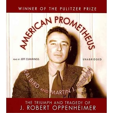 American Prometheus Kai Bird, Martin J. Sherwin Audiobook