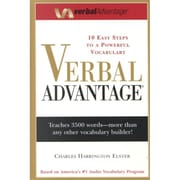 Verbal Advantage: 10 Steps to a Powerful Vocabulary Charles Harrington Elster Paperback