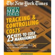 Tracking & Controlling Costs Mohamed Elmutassim Hussein Audiobook CD
