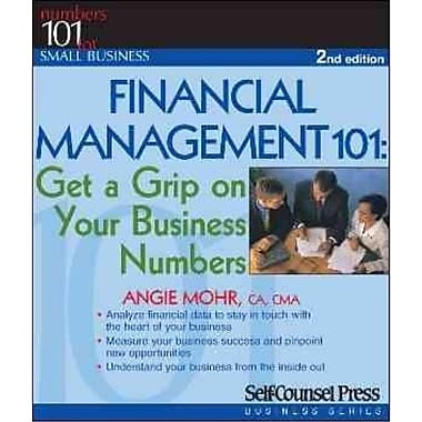 Financial Management 101 Angie Mohr Paperback