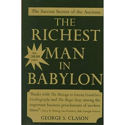 The Richest Man in Babylon ( Paperback ) George S. Clason Paperback