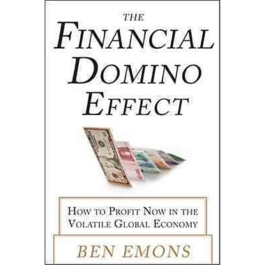 The Financial Domino Effect Ben Emons Hardcover